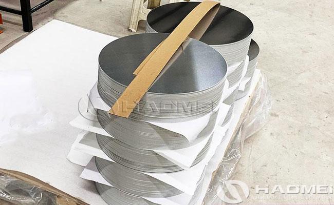 aluminium blank discs