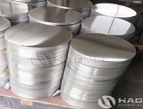 Aluminum Alloy Discs